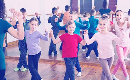 Kinder Tanz - Edvardsson  - DIE Tanzschule in Ahrensburg